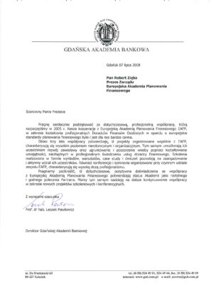 Gdańska Akademia Bankowa