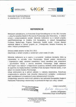 Krakowska Grupa Konsultingowa