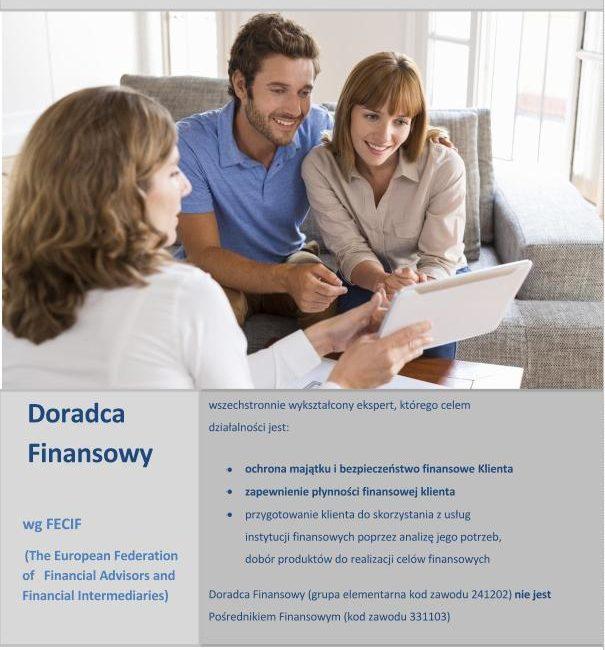 … o doradcy finansowym (cz.1)
