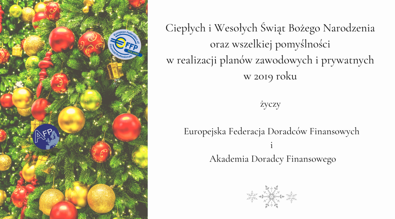 Wesołych Świąt! ✨